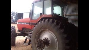 case  magnum tractor 7140