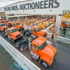 Ritchie Bros sells 35,000 items for US$295 million in a week