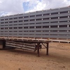 Double Deck Stock Crate & Trailer 40 FT