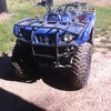 Yamaha Grizzly 350 ATV - 4x2