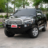 MCC 4x4 707-01 triple hoop bull bar with underplate suit hilux revo  2016-on