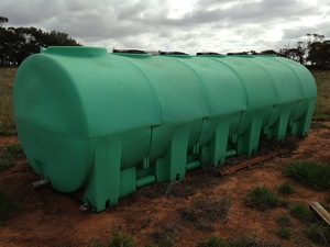 Rapid Spray 13000lt Module water cartage tanks