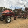 Morris Concept 2000 Cultivator & 7130 TBH Aircart