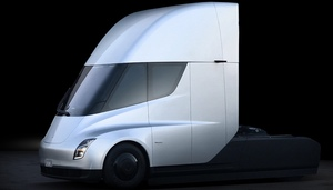 Is this the future of Trucking? Tesla unveils their Semi...