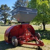 K&D silo bag out loader as new condition