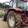 McCormick CX95 Tractor with front end loader