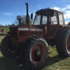 Same Buffalo 130 hp Export 4x4 Tractor 3PL