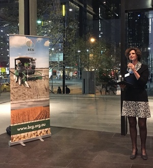 BCG Community Network - Solving the big issue in Ag