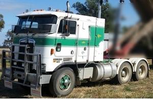 1988 K100E Kenworth Prime Mover