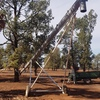 "54ft x 9"" Fastflow Auger 3 Phase Electric"