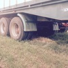 1982 Byrne Walking Floor Trailer