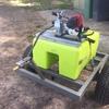 220L ATV tow behind spray unit