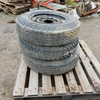 Olympic Wheels & Tyres 700-16LT 109/107L