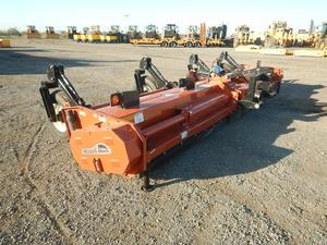 New Rhino RC120 Flail mulcher brand new never used 3PL drive