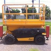Scissor Lift 26ft Diesel c/w outriggers