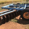 Grizzly Grumpy 36 Plate Offsets  - 2% + GST Buyers Premium On All Lots