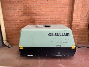 2017 185A Sullair DLQ Aftercool Diesel Compressor