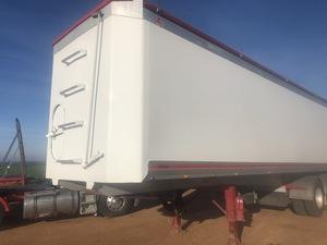 2014 Gippsland Body Builders 34 x 8 TOA Trailer