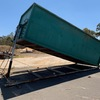 Under Auction - 25 Cubic Metre – Hydraulic Tip Skip Bin – Excellent condition
