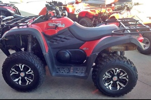 Kymco MXU 500 IRS EFI Quad / Motor bike for sale
