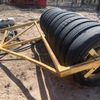 40FT Truck Rubber Tyre Roller