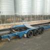 Grain Silo Delivery Trailer