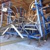 Gason 5100 Cultivator Bar with Gason 1880RT 8000 litre Air Seeder box
