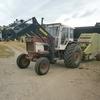 International 766 FEL Tractor
