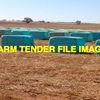 Moby Barley - Ryegrass Silage 6x3x4 individually wrapped