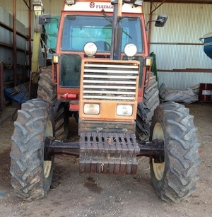 Front End Loader to suit Fiat 140/90 Wanted