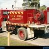 Ex Nsw fire brigade water tanker Tank