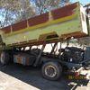 Hedway Almond Harvest Vehicle