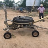 """Trailco T200-M1668 travelling Irrigator - 150mtr x 3"""" hose. IN good Order."""