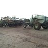 Ausplow, DBS, 36 ft, 42 tynes, 260 mm spacing, 9000 litre tow behind Cart
