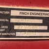 2001 Finch Chaser Bin 22m/t