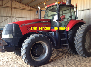 Case MX 245, 275, 285 FWA Tractor wanted