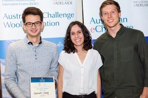Grassroots Coding wins AWI Tech eChallenge