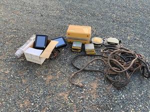 Topcon GPS Equipment