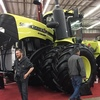 Smart marketing by Case IH - Steiger goes green again