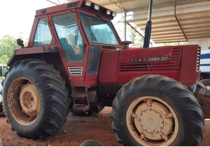 Fiat 1380 DT Tractor