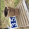 Under Auction - Old Copper Washer Housing - 2% + GST Buyers Premium On All Lots