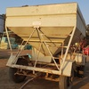 8 Tonne 2 Bin  Portable Grouper And Cup Auger