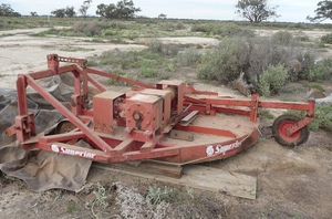 Superior LCL6 orchard Mower / Slasher