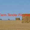 250/mt of Old Season Frosted Wheaten Hay stacked in the Paddock (No Tops)