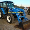 2005 New Holland TL90a with Same FEL