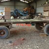 35ft etc Old hay trailer wanted