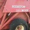 Heston stack hand
