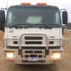 Isuzu Giga 455 Tipper and Alloy Dog Trailer For Sale