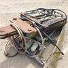 Hydraulic Rams - 210mm Bore x 600mm Stroke x 100mm Shaft