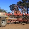 "30-35ft Gason  Airseeder with 7-9"" Spacings & Finger Harrows Also With A 5 Tonne Box"